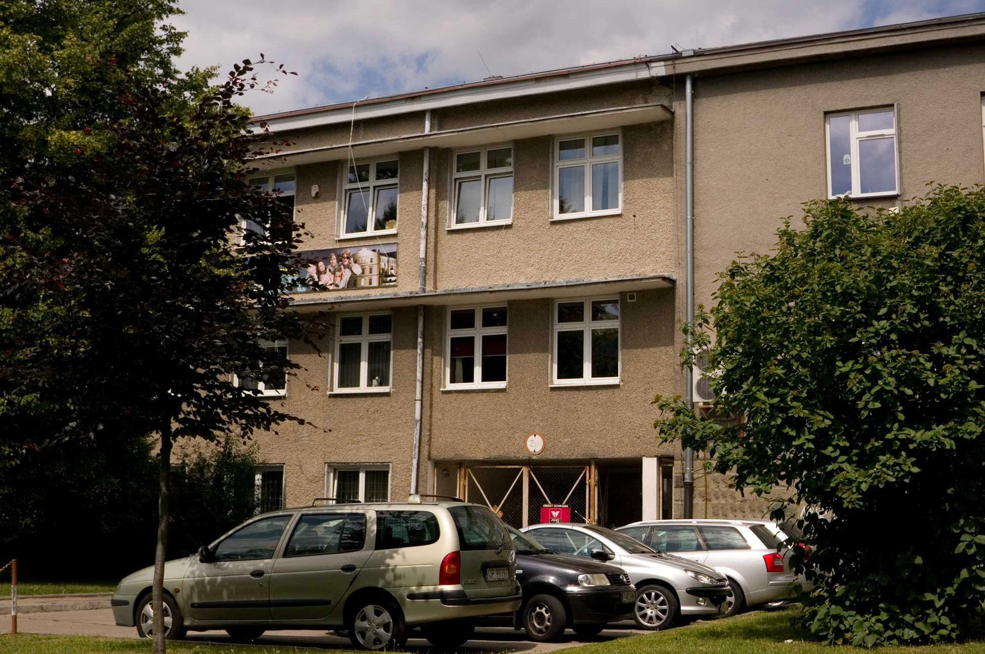 Obraz Centrum Informatycznego Uniwersytetu Opolskiego